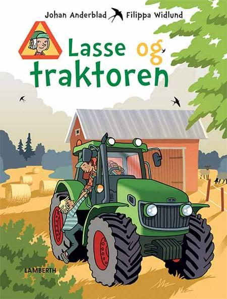 Lasse og traktoren af Johan Anderblad