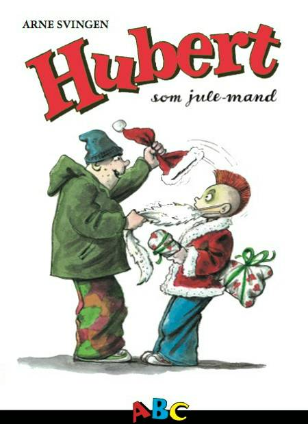 Hubert som julemand af Svingen Arne