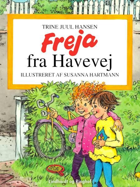 Freja fra Havevej af Trine Juul Hansen