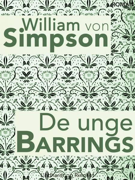 De unge Barrings af William Von Simpson