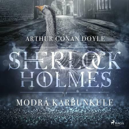 Modrá karbunkule af Arthur Conan Doyle