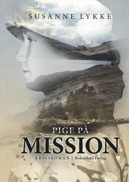 Pige på mission af Susanne Lykke