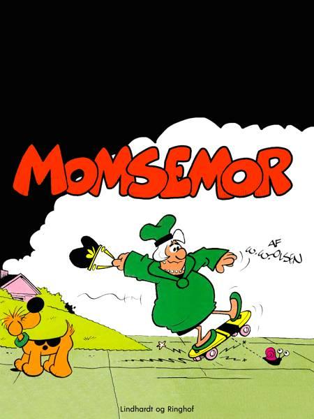 Momsemor mini-album 1 af Werner Wejp-Olsen