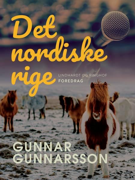 Det nordiske rige af Gunnar Gunnarsson