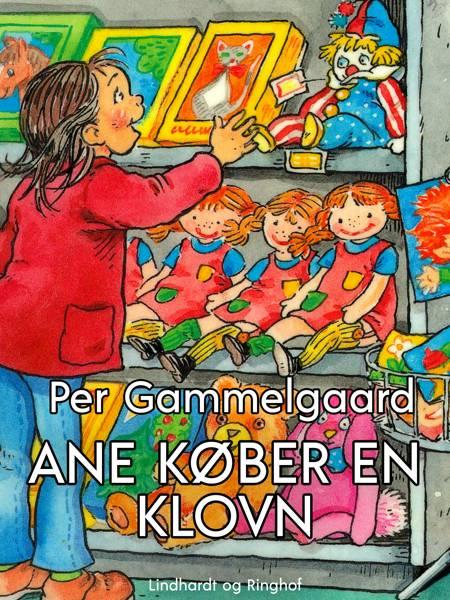 Ane køber en klovn af Per Gammelgaard