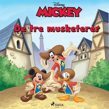 Mickey Mouse - De tre musketerer af Disney