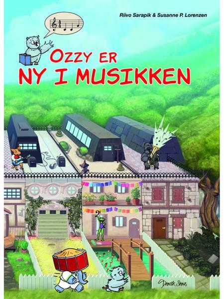 OZZY er Ny i Musikken af Susanne Plougheld Lorenzen - Riivo Sarapik