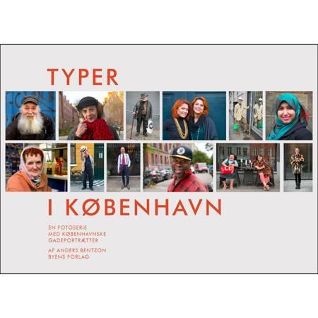 Typer i København af Anders Bentzon