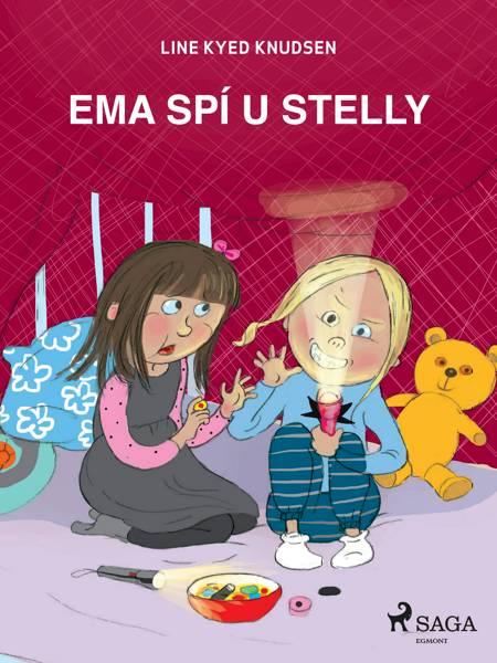 Ema spí u Stelly af Line Kyed Knudsen