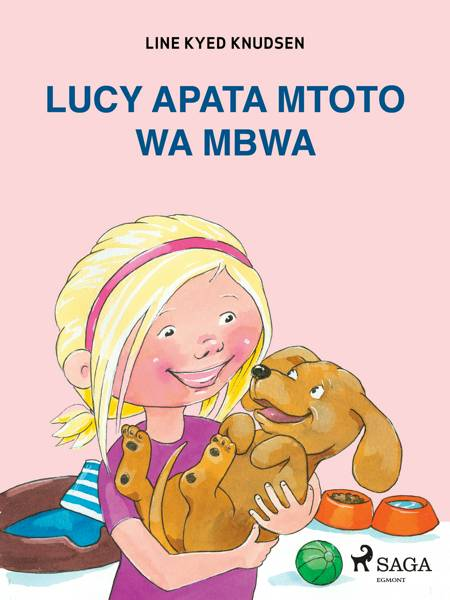 Lucy Apata Mtoto wa Mbwa af Line Kyed Knudsen