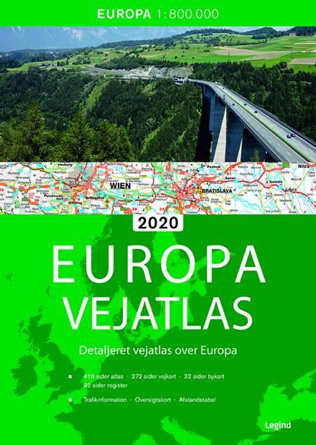 Europa Vejatlas 2020