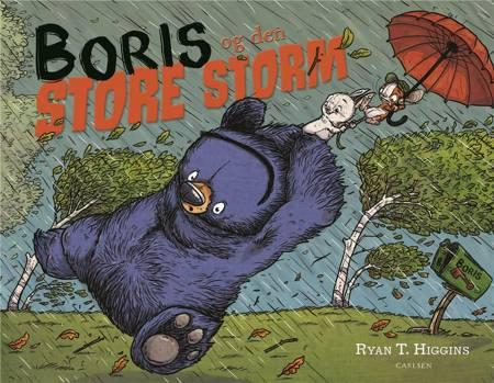 Boris og den store storm af Ryan T. Higgins