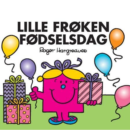 Hr. Mand + Lille Frøken Fødselsdags-æske - inklusiv 24 Fødselsdagsbøger af Roger Hargreaves