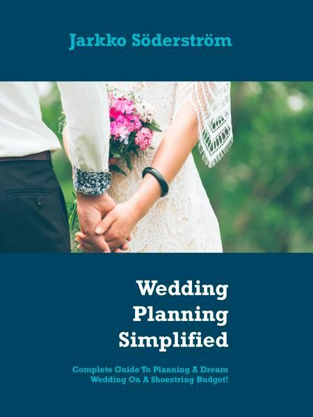 Wedding Planning Simplified af Jarkko Söderström og Johan Söderström