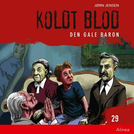 Koldt blod 29 - Den gale baron af Jørn Jensen