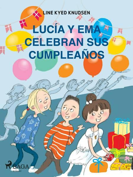 Lucía y Ema celebran sus cumpleaños af Line Kyed Knudsen