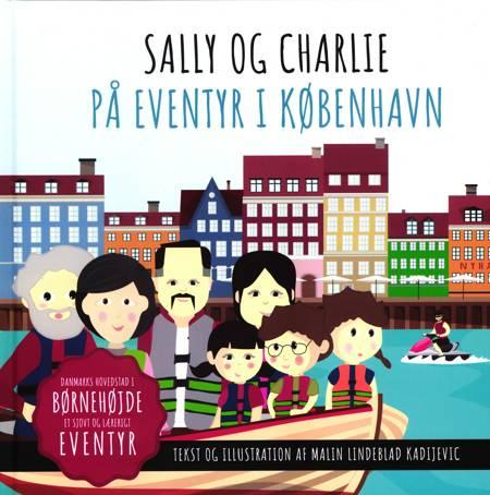 Sally og Charlie på eventyr i København af Malin Lindeblad Kadijevic