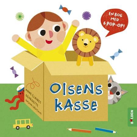 Olsens kasse af Anne Clairet