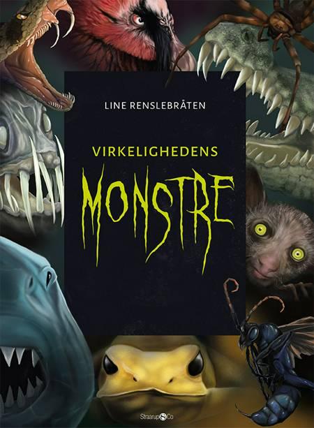 Virkelighedens monstre af Line Renslebråten