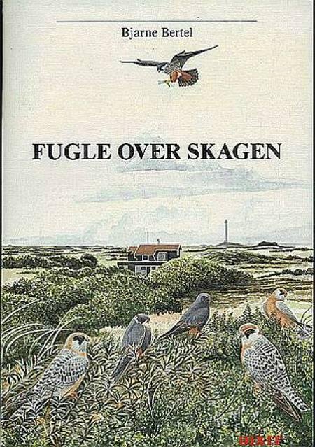 Fugle over Skagen af Bjarne Bertel