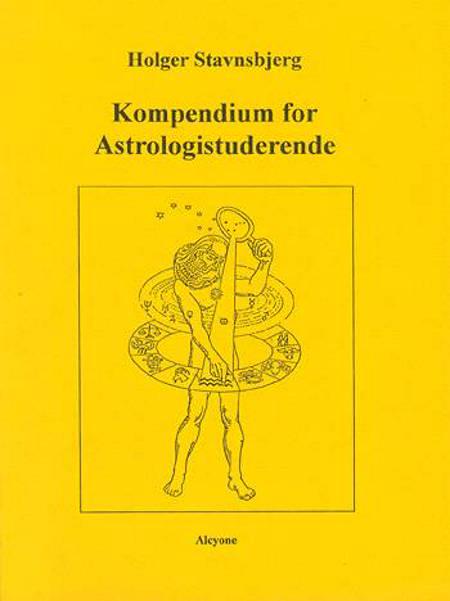 Kompendium for astrologistuderende af Holger Stavnsbjerg