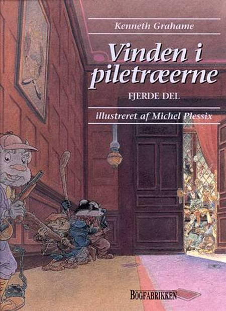 Vinden i piletræerne af Michel Plessix