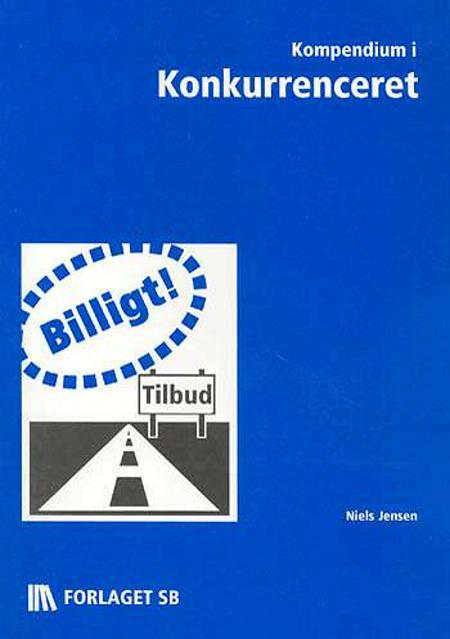 Kompendium i Konkurrenceret af Niels Jensen