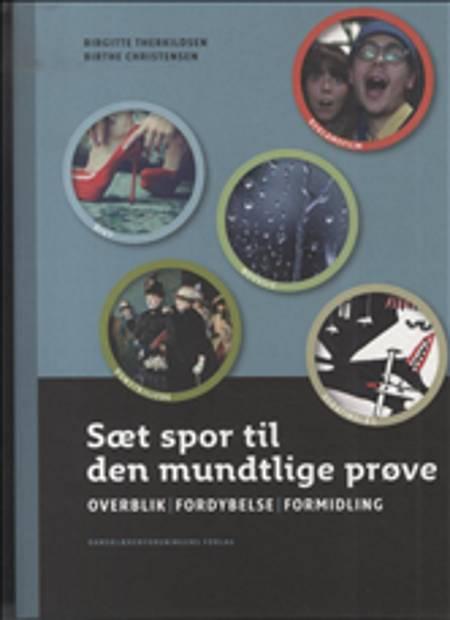 Sæt spor til den mundtlige prøve af Birgitte Therkildsen og Birthe Christensen