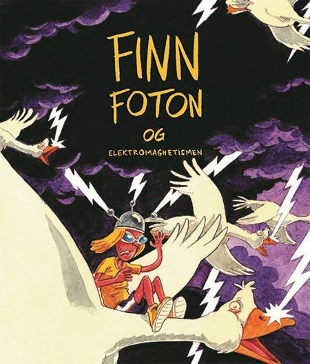 Finn Foton og Elektromagnetismen af Jan Egesborg, Johannes Töws og Ulrich Busk Hoff