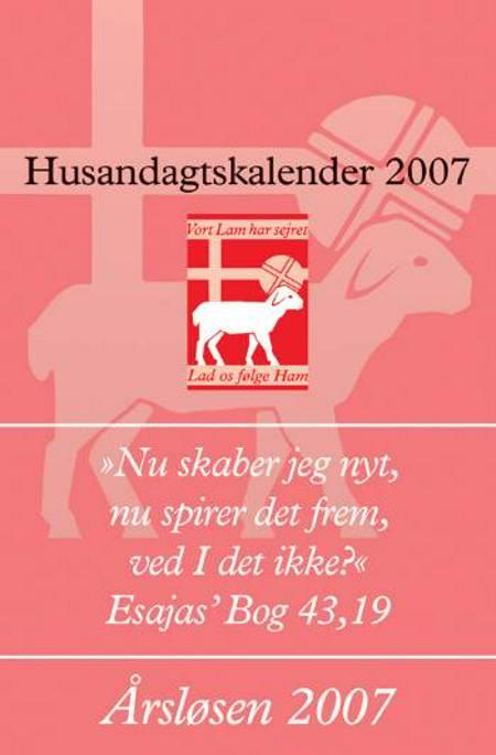 Husandagtskalender 2007
