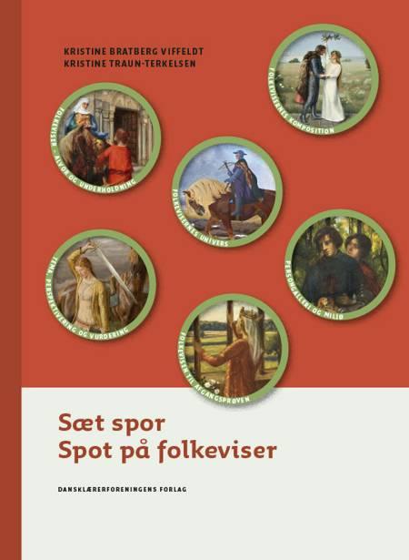 Spot på folkeviser af Kristine Bratberg Viffeldt og Kristine Traun-Terkelsen