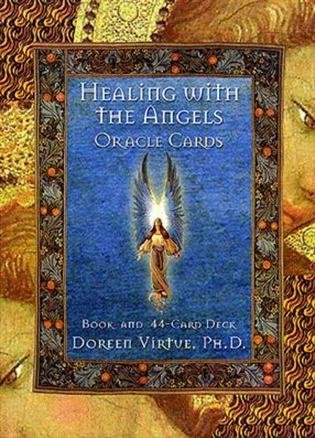 Healing with the Angels af Doreen Virtue