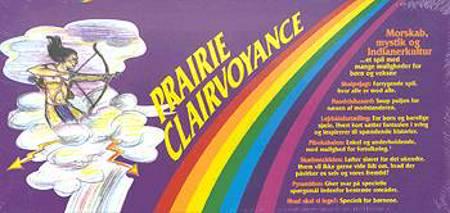 Prairie Clairvoyance af Jeanne Gillman