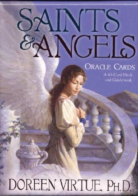 Saints and Angels af Doreen Virtue
