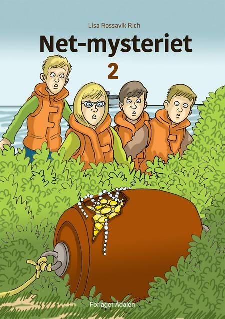 Net-mysteriet 2 af Lisa Rossavik Rich