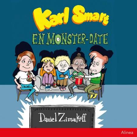 Karl Smart - En monster-date af Daniel Zimakoff