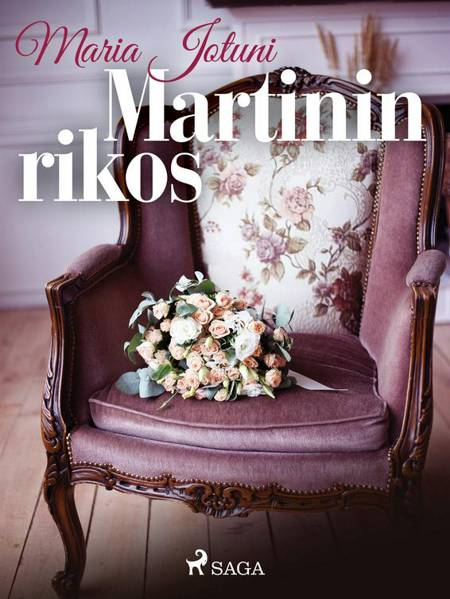 Martinin rikos af Maria Jotuni