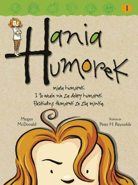 Hania Humorek af Megan Mcdonald