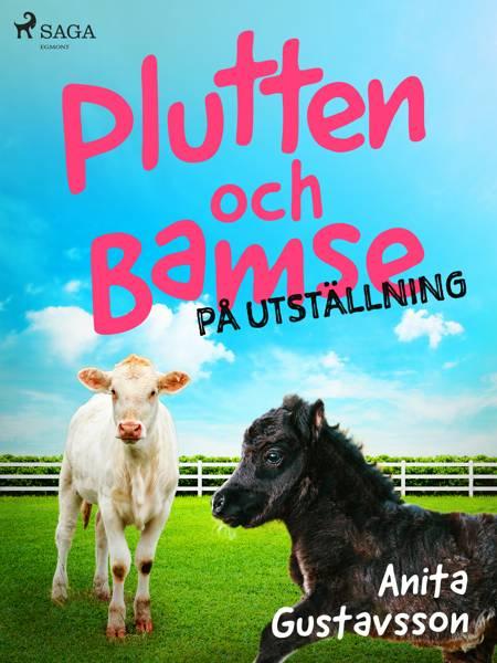 Plutten och Bamse på utställning af Anita Gustavsson