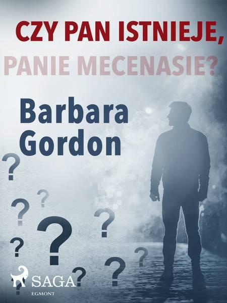 Czy pan istnieje, panie mecenasie? af Barbara Gordon