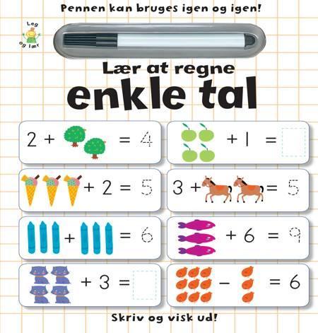 Lær at regne enkle tal