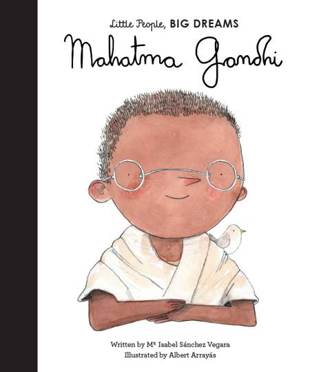 Mahatma Gandhi af Maria Isabel Sanchez Vegara