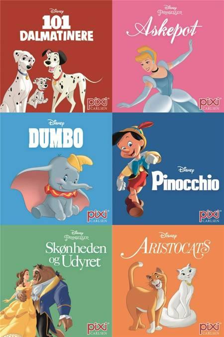 Pixi®-serie 138: Disney-klassikere #2 (kolli 48) af Disney