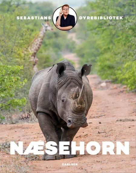 Sebastians dyrebibliotek: næsehorn af Sebastian Klein