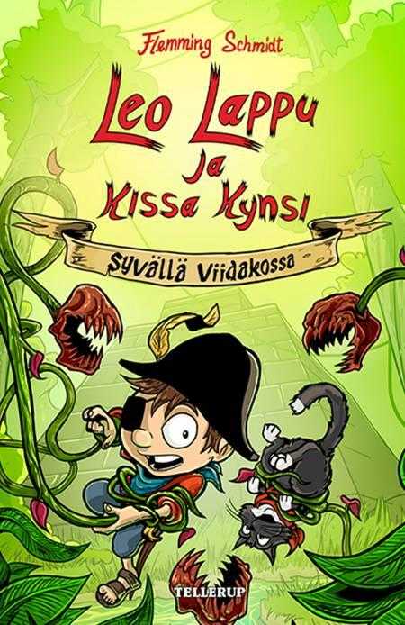Leo Lappu ja Kissa Kynsi #3: Syvällä viidakossa af Flemming Schmidt