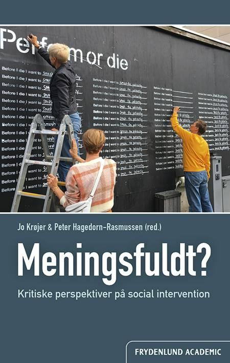 Meningsfuldt? af Peter Hagedorn-Rasmussen og Jo Krøyer