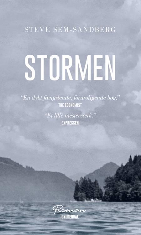 Stormen af Steve Sem-Sandberg
