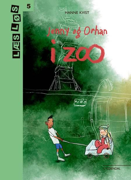 Jenny og Orhan i zoo af Hanne Kvist