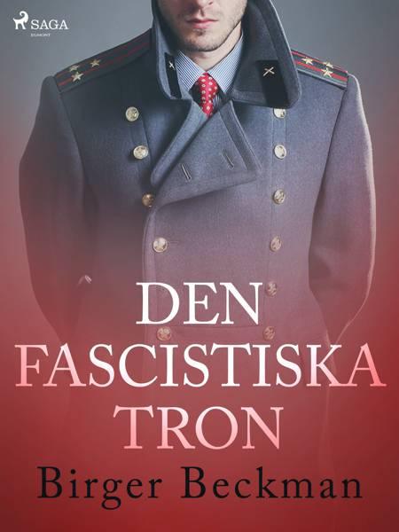 Den fascistiska tron af Birger Beckman