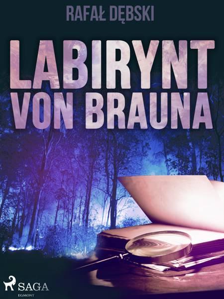 Labirynt von Brauna af Rafał Dębski